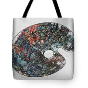 Art Attack Tote Bag