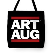Art Aug Tote Bag