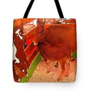 Art Critic Tote Bag