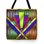 Art Deco 23 Tote Bag