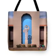 Art Deco Of Texas State Fairgrounds Tote Bag