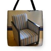 Art Deco Chair Tote Bag