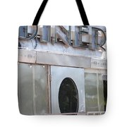 Art Deco Diner Tote Bag