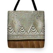 Art Deco In Downtown Amarillo Tote Bag