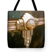 Art Deco Olds Trim Tote Bag