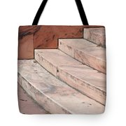 Art Deco Steps Tote Bag