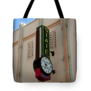 Art Deco Theatre Tote Bag