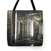 Art Deco Bar Vertical Tote Bag