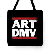 Art Dmv Tote Bag
