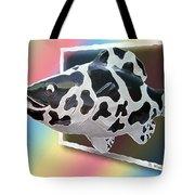 Art Fish Fun Tote Bag