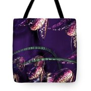 Art Flowers Bells Sparks Glass 68578 300x450 Tote Bag