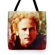 Art Garfunkel, Music Legend Tote Bag