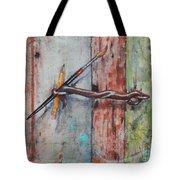 Art Hook Tote Bag