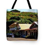 Art In Hanapepe Tote Bag
