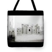 Art In The Casbah Tote Bag