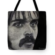 Art In The News 95-steve Prefontaine Tote Bag