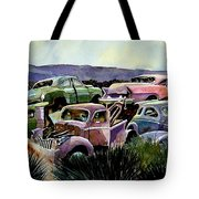 Art In The Orchard Tote Bag