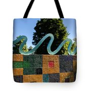 Art In The Park - Louis Armstrong Park - New Orleans Tote Bag