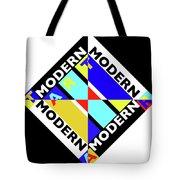 Art Modern Tote Bag