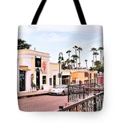 Art Neighbourhood Tote Bag