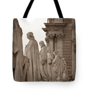 Art Observing Life Tote Bag