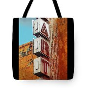Art Of Decay Tote Bag