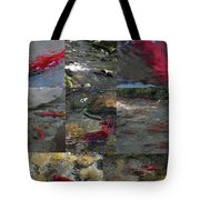 Art Of Kokanee Tote Bag