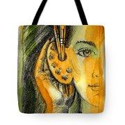 Art Of Listening Tote Bag