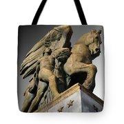 Art Of Peace Tote Bag