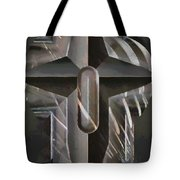 Art Of The Holy Cross Tote Bag
