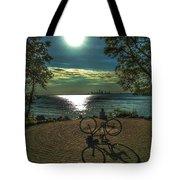 Art Of The Morning Sun Tote Bag