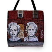 Art On The Street Tote Bag