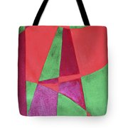 Art Painted In Abstract  Tote Bag