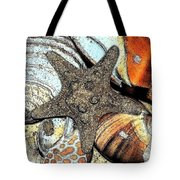 Art Shell 1 Tote Bag