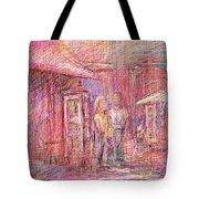 Art Show Tote Bag