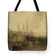 Arthur James Meadows Tote Bag