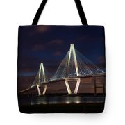 Arthur Ravenel At Night Tote Bag