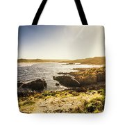 Arthur River Tasmania Tote Bag