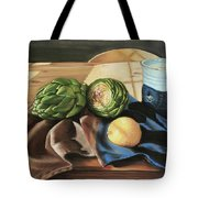 Last Day Of Fall Tote Bag