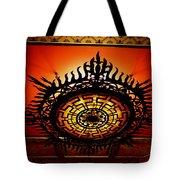 Artificial Sun Tote Bag