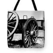 Artillery Wagon Tote Bag