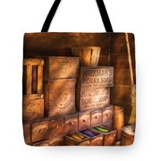 Artist - Assorted  Dyes  Tote Bag
