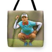 Artist At Work - So Yeon Ryu Tote Bag