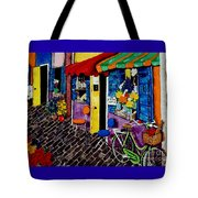 Artist Avenue Tote Bag