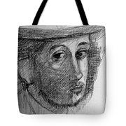 Artist Degas  Tote Bag