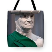Artist In The Pale Tote Bag