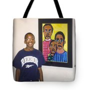 Artist Of Different Drums Tote Bag