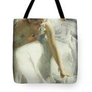 Artist Wife Tote Bag