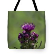 Artistic Buds And Bloom Tote Bag