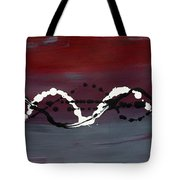 Artistic Dna Tote Bag